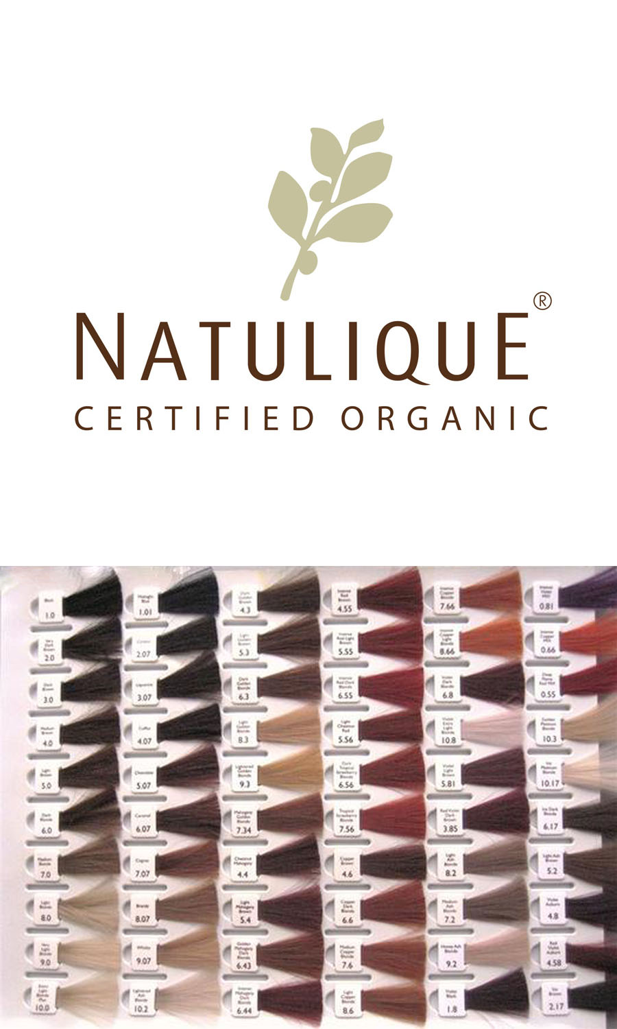 coloration naturelle - Salon De Coiffure Coloration Naturelle